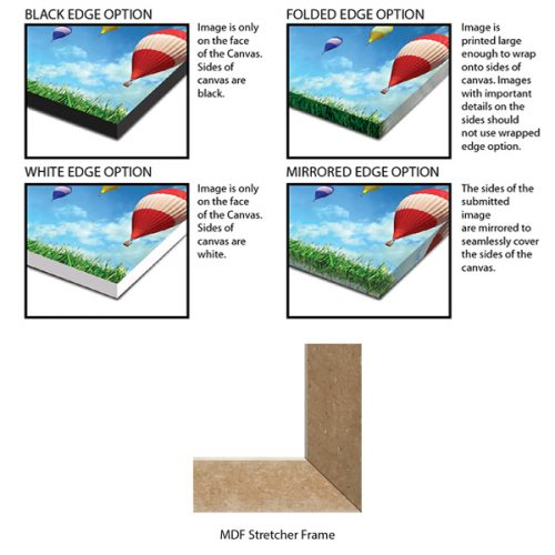 Canvas Wrap Frame