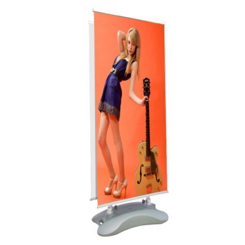 Outdoor L-Stand