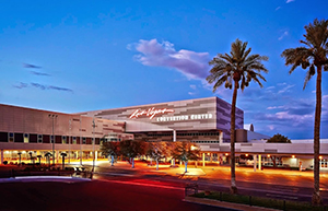 Las vegas trade show & convention